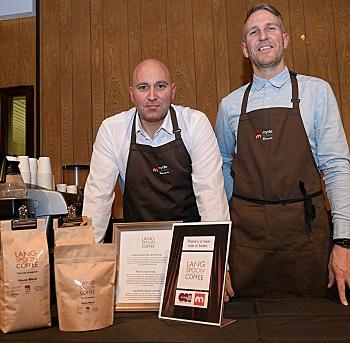 Myrtle Coffee (Credit Jim Payne)