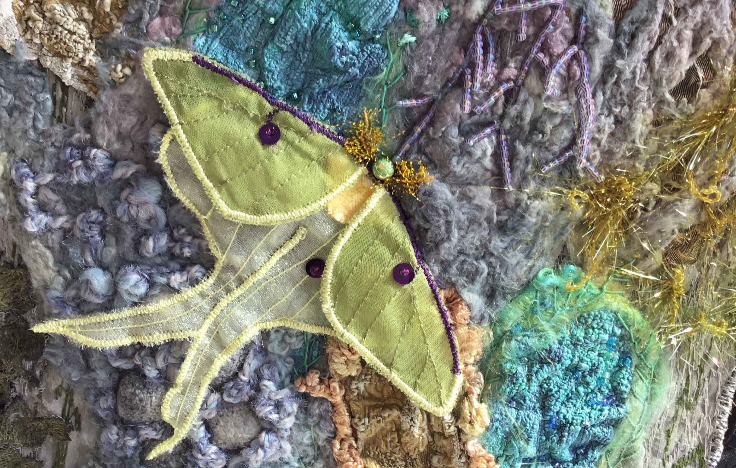 Dundee Embroiderers Guild - Explorations 2018