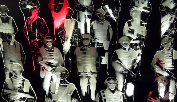 Alison Kinnair, Untitled, Kirkcaldy Galleries