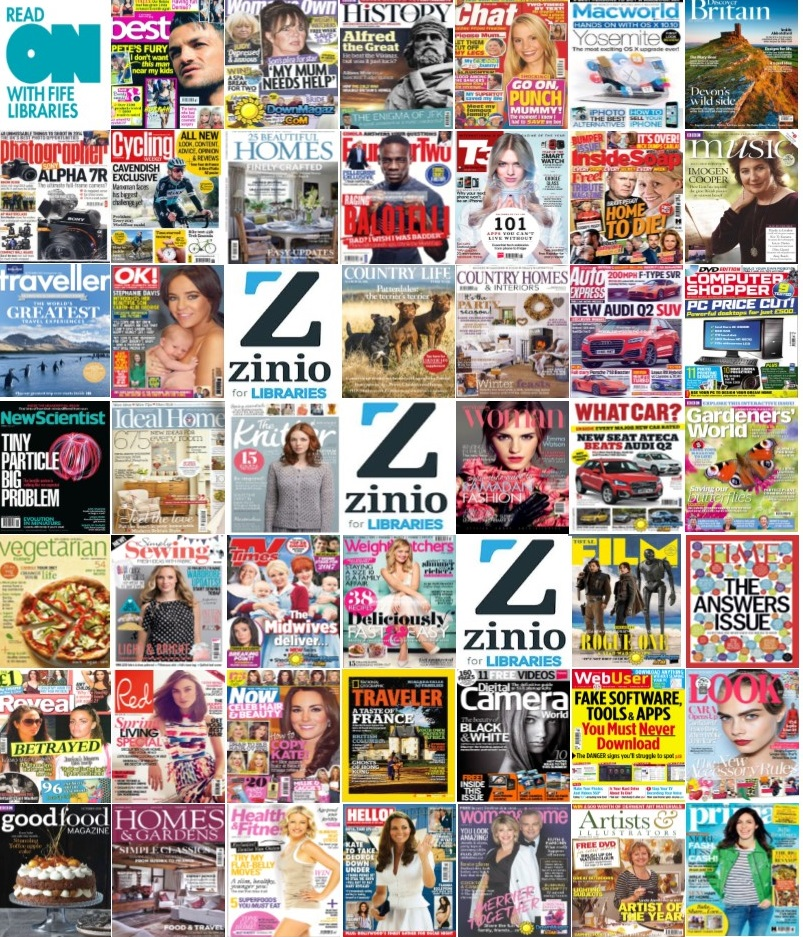 where to download magazines for free