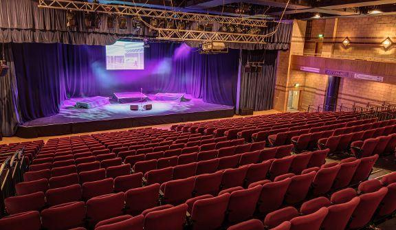 Rothes Halls, entertainment venue, conference centre, meeting rooms, library