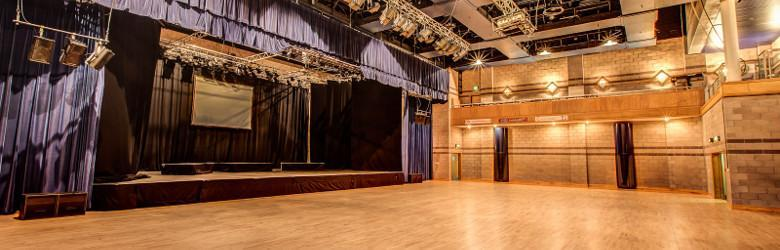 venue hire fife